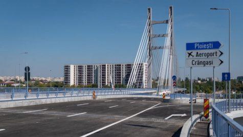Pasajul Ciurel se deschide mâine 19 septembrie: pasajul care duce nicăieri