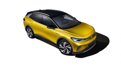 Volkswagen ID.4 este lider la vânzările de electrice în luna aprilie