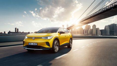 Volkswagen ID.4 – informații și fotografii oficiale
