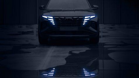 Primele imagini cu noua generație Hyundai Tucson