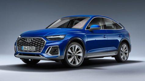 Audi Q5 Sportback: informații și fotografii oficiale