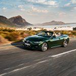 BMW Seria 4 Convertible: imagini și informații oficiale