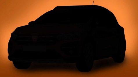 Dacia publică primul teaser oficial pentru noile generații Logan și Sandero