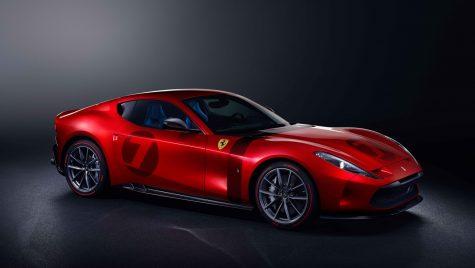 Ferrari Omologata: exemplar unicat cu 800 CP bazat pe modelul 812 Superfast