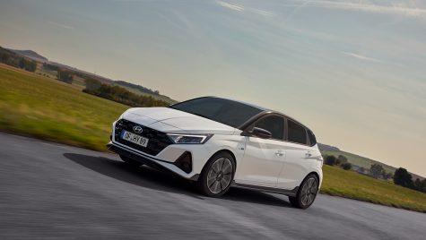 Versiune cu look sportiv N Line pentru noul Hyundai i20