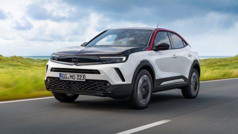 Noul Opel Mokka: detalii despre versiunile echipate cu motoare termice