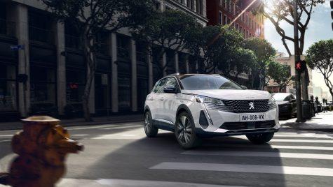 Peugeot 3008 facelift: imagini și informații oficiale