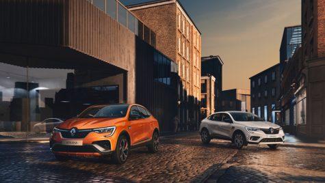 Renault Arkana va fi vândut pe piața europeană începând din 2021