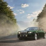 Rolls-Royce Ghost Extended: ampatament mărit cu 170 mm