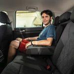 locuri spate VW Golf VIII