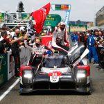 Toyota a câștigat cursa de 24 de ore de la Le Mans pentru a treia oară consecutiv