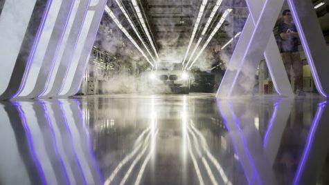 Modelul electric BMW iX3 se produce în China