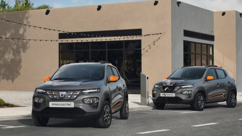 Dacia Spring Electric va costa aproximativ 17.000 euro pe piața din Ungaria