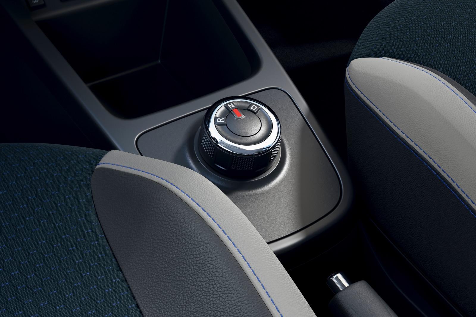 Dacia Spring electric schimbător
