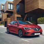 Renault Megane Sedan facelift: informații și fotografii oficiale