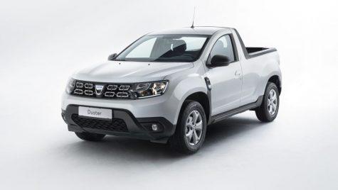 Preț Dacia Duster Pick-up: de la 22.546 euro
