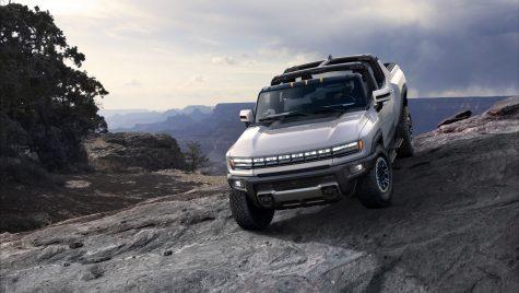 Hummer revine ca pick-up electric de 1.000 CP sub brandul GMC