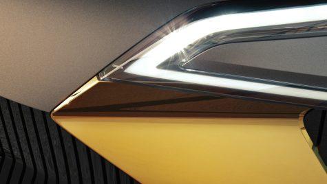 Teaser pentru viitorul SUV electric Renault