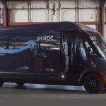 Amazon prezintă van-ul electric construit de Rivian
