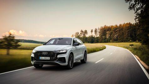Audi Q8 primește versiune plug-in hybrid
