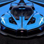 Bugatti Bolide Concept: hypercar de 1.850 CP dedicat circuitului