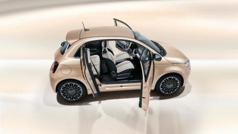 Fiat 500 La Prima primește o nouă variantă de caroserie numită 3+1