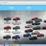 Lista cu motorizări BMW mild hybrid