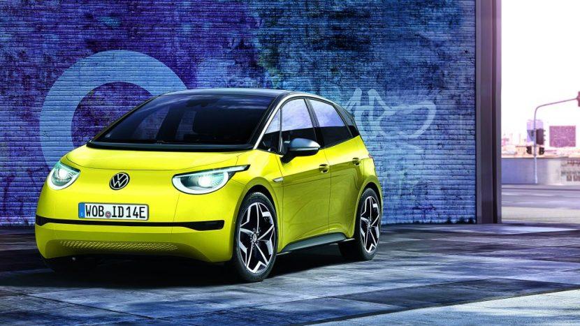 proiecte secrete VW ID.1