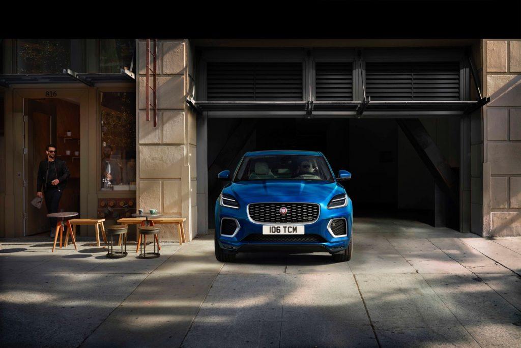 Jaguar E-Pace facelift autoexpert.ro