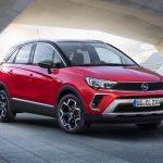 Opel Crossland facelift: primele imagini oficiale