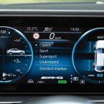 indicatoare de bord Mercedes-AMG GLE 53 4Matic Coupe