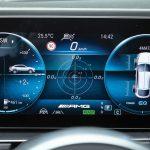 indicatoare de bord test Mercedes-AMG GLE 53 coupe