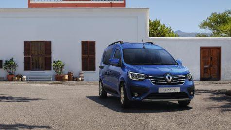 Dacia Dokker este integrată în gama Renault sub numele Express și Express Van