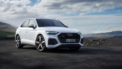 Audi SQ5 TDI facelift: update tehnic și optic pentru SUV-ul performant