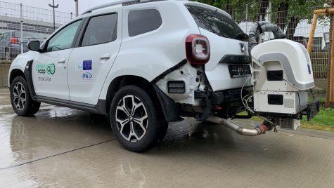 Teste de emisii GreenNCAP: Două stele și jumătate pentru Dacia Duster 1.5 dCi