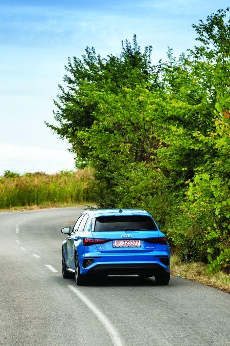 test Audi A3 35 TDI s tronic 2020