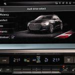 sistem multimedia Audi A3 2020