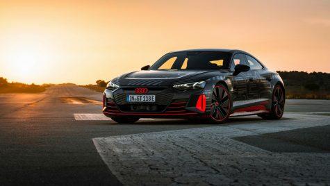 Audi RS e-tron GT va avea două motoare electrice și 655 CP