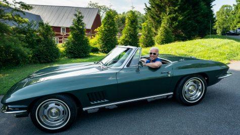 VIDEO: Viitorul președinte american Joe Biden este fan al modelului Corvette din 1967