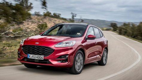 Pericol de incendiu la Ford Kuga Plug-In Hybrid: bateria trebuie schimbată