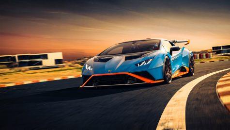 Lamborghini Huracan STO: 640 CP și elemente aerodinamice preluate de la versiunea de circuit