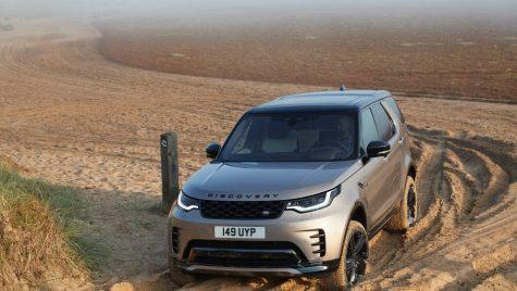 Land Rover Discovery facelift: imagini și informații oficiale
