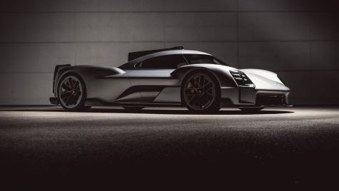 Porsche Unseen: Porsche 919 Street – concept pentru un hypercar care nu a fost construit niciodată
