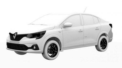 Dacia Logan va purta numele Renault Taliant pe piețele din America de Sud