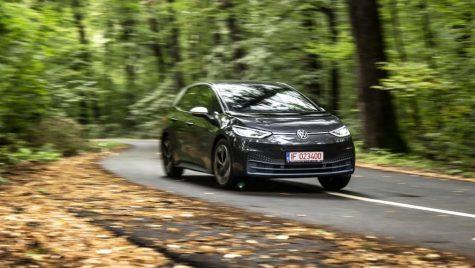 Finalistele Best Electric Car in Romania 2021: Volkswagen ID.3