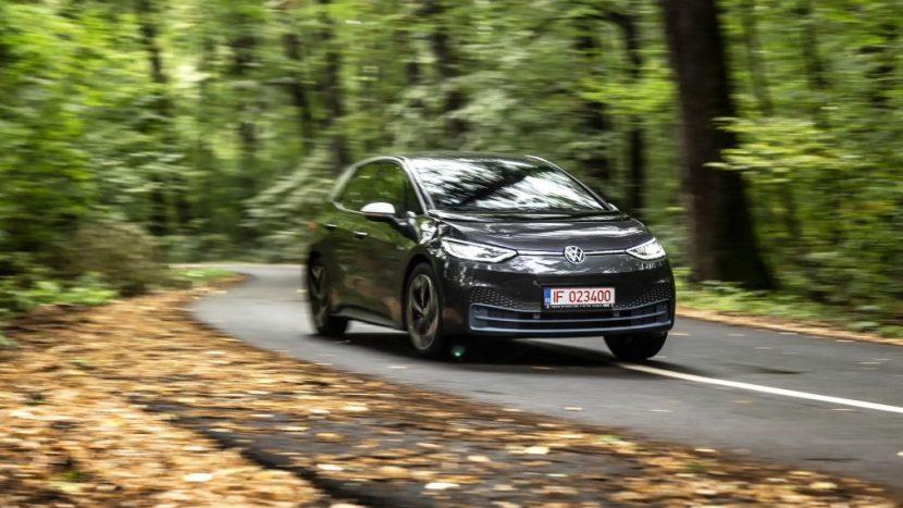 test VW ID.3 2020