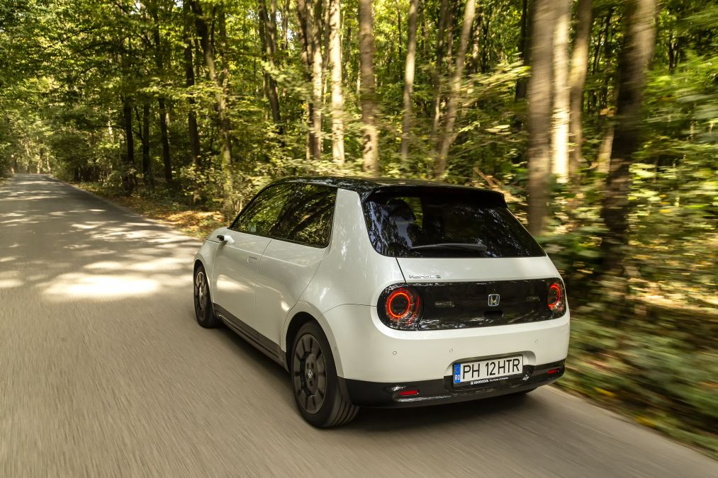 Honda e autoexpert.ro