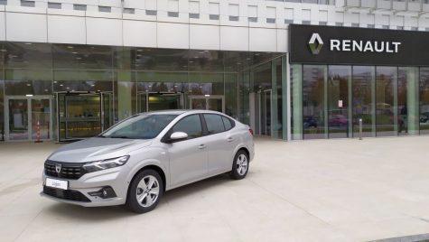 Producția uzinei Dacia din Mioveni, oprită pentru încă șapte zile în aprilie
