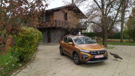 Vânzările Dacia pe piața europeană au crescut cu 7% în primul trimestru