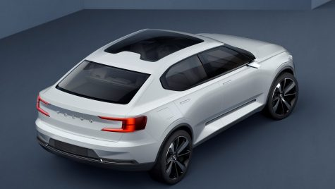 Volvo va lansa un nou model full-electric în martie 2021